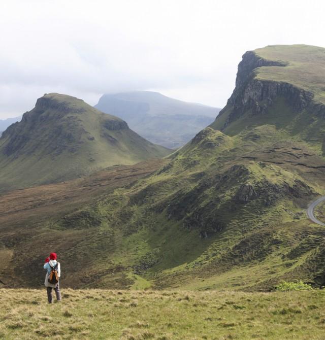 Paisajes de leyenda en Escocia