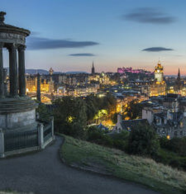 Edimburgo - Ciudad de Origen en Escocia