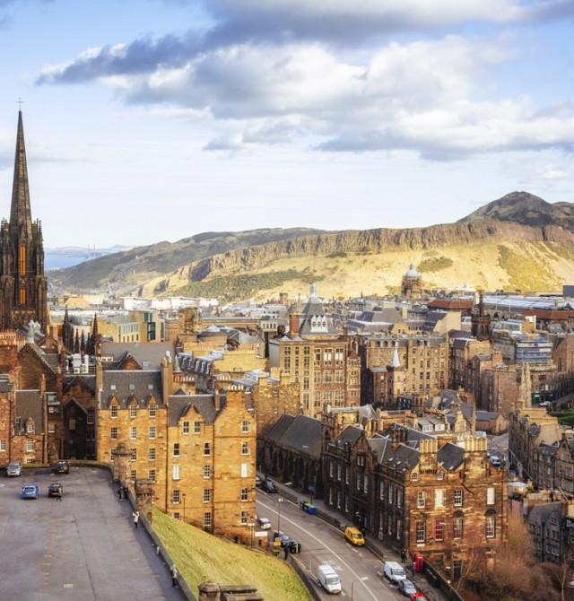 Edimburgo en Escocia