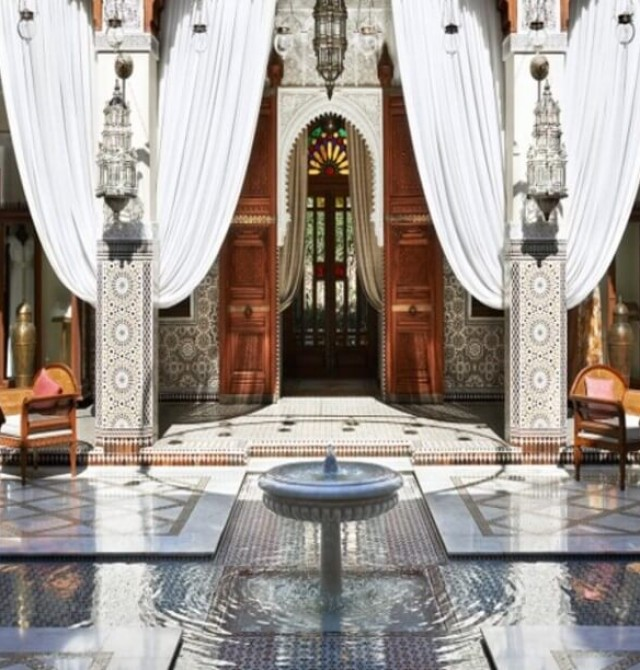 "En el Royal Mansour - ""Prestige Collection"""