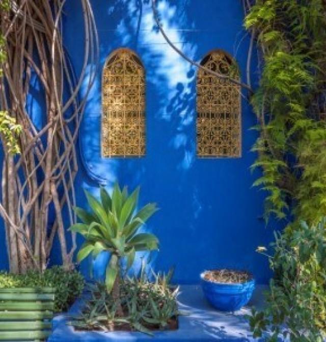 "Palais Namaskar - ""The Gardens"""