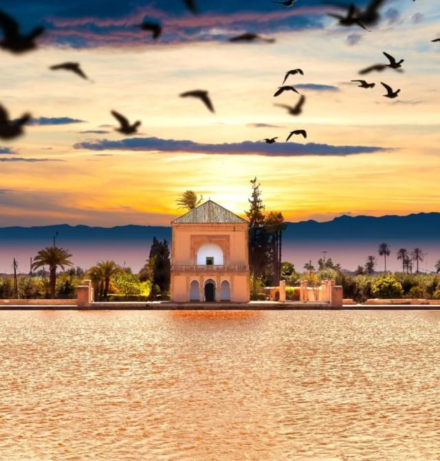 en Marruecos