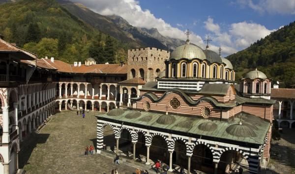 Monasterio de Rila. Viaje a Bulgaria con PANGEA The Travel Store