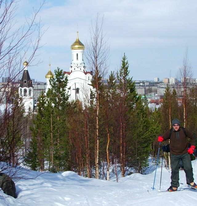 Murmansk - Monchegorsk
