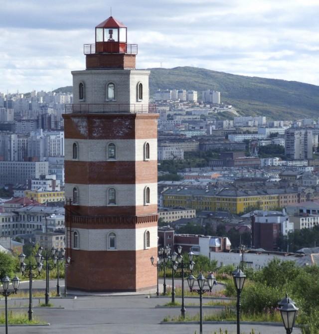 Murmansk - Ciudad de origen