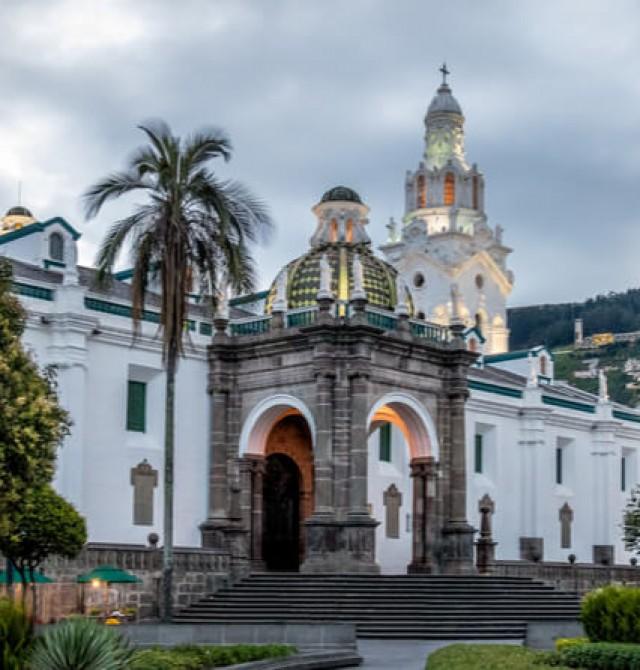 Quito histórico