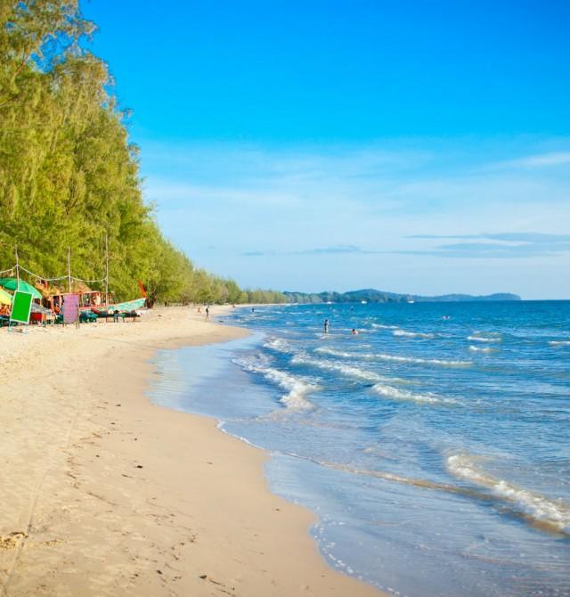 Kampong Som   en Camboya