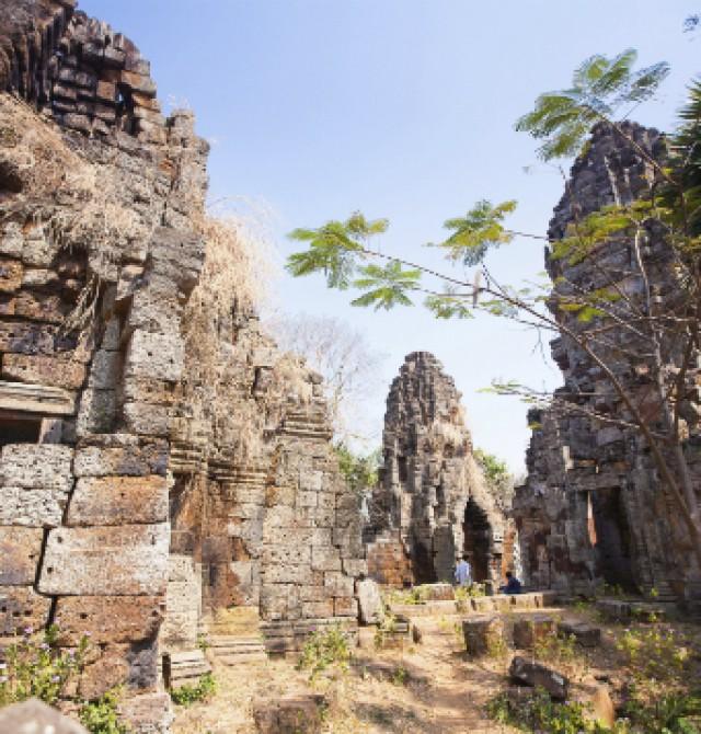 Battambang en Camboya