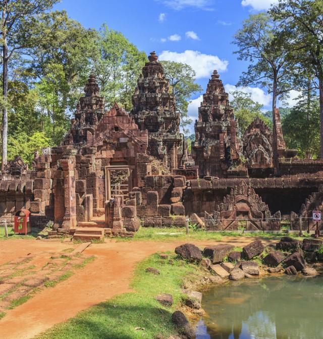 Siem Reap en Camboya