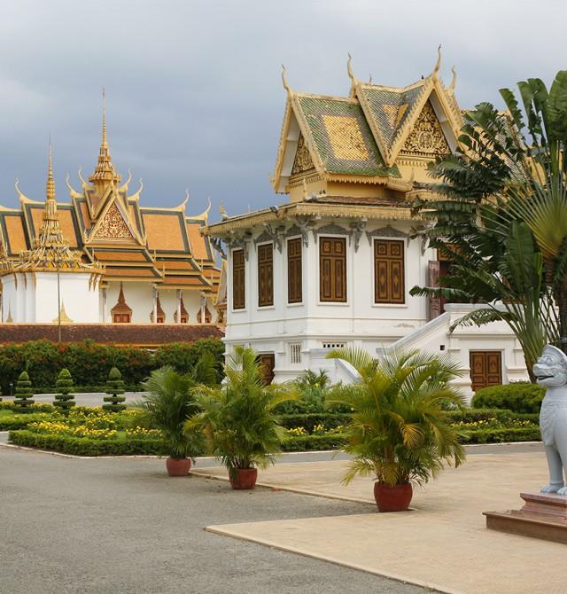 Phnom Penh en Camboya