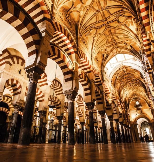 La Mezquita en Córdoba