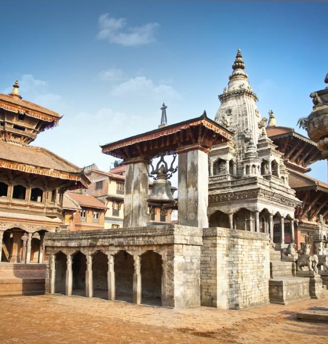 en India y Nepal