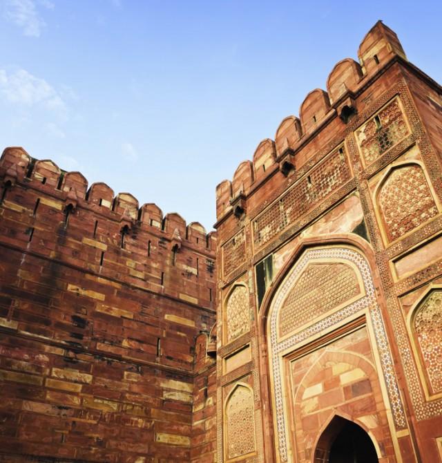 Agra en India y Nepal