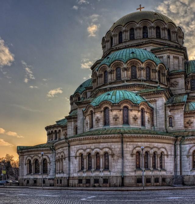 st-alexander-nevsky en Bulgaria