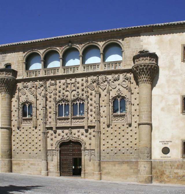 Baeza en Jaén, Úbeda