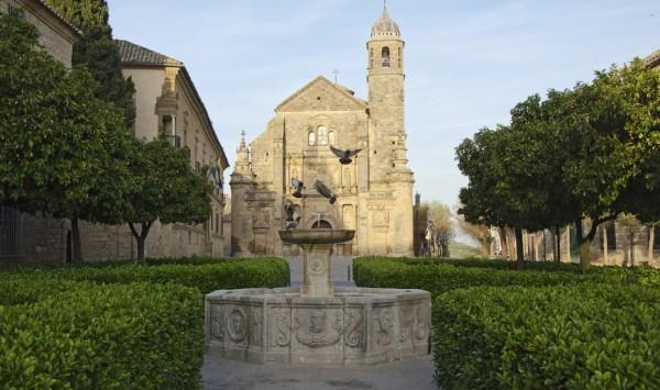 Iglesia El Salvador. Viaje a Jaén, Úbeda con PANGEA The Travel Store