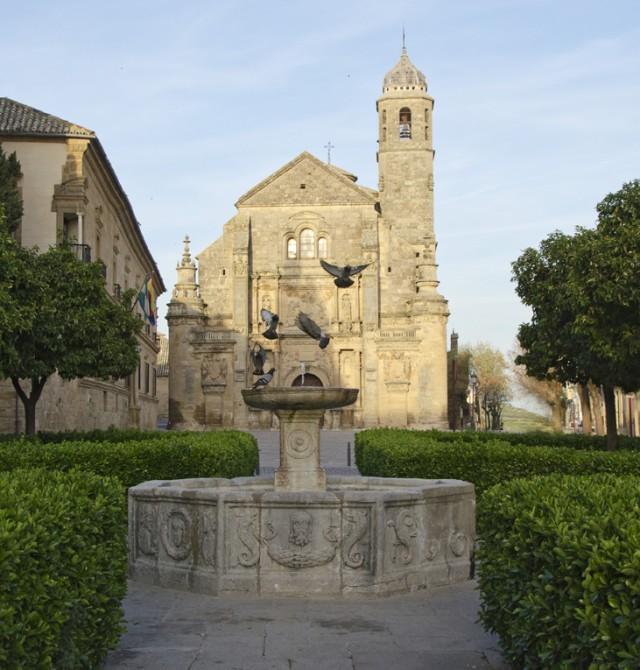 Iglesia El Salvador en Jaén, Úbeda