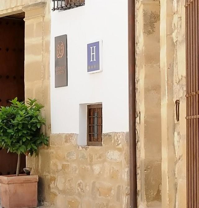 en Jaén, Úbeda