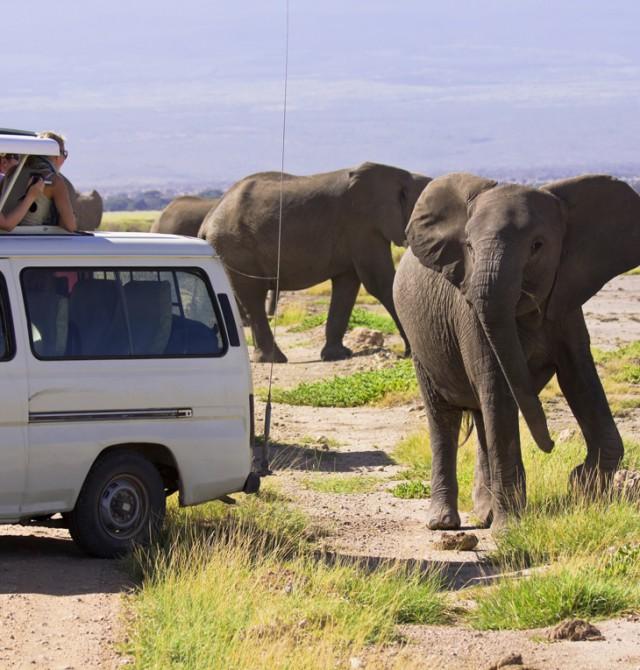 Nairobi - Parque Nacional de Amboseli en Kenia