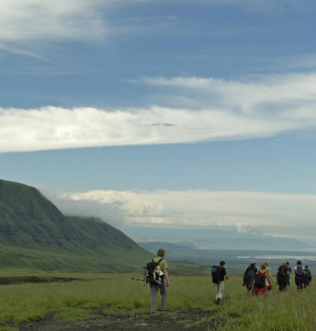 Parque Nacional de Aberdare – Lago Nakuru en Kenia