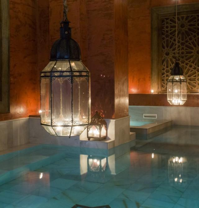 Baños árabes en Sevilla