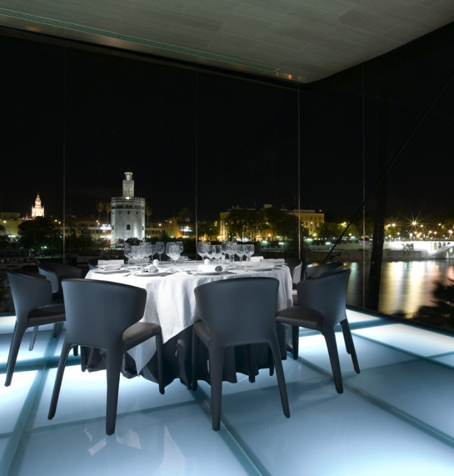 Restaurante Abades Triana en Sevilla