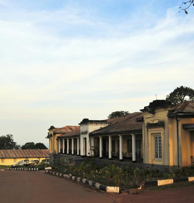 Entebbe - Ciudad de origen  en Uganda