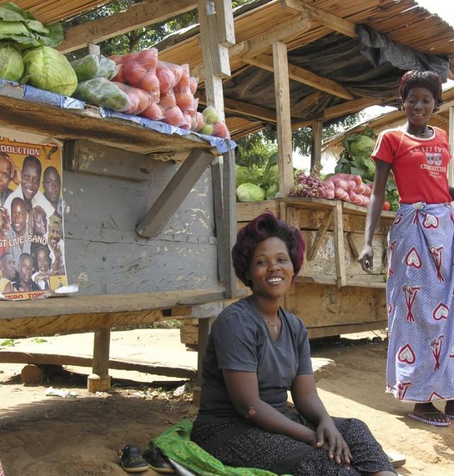 Y también la vida humana en Uganda