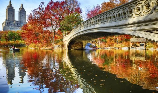 Pasea por Central Park. Viaje a Estados Unidos y México con PANGEA The Travel Store