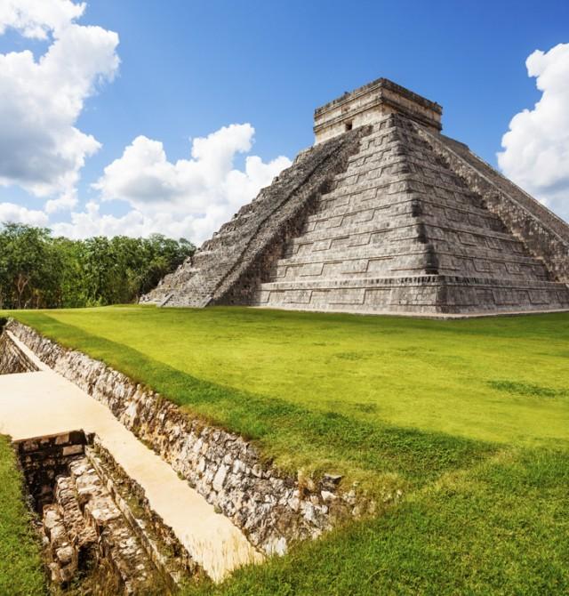 CHICHEN ITZÁ en Estados Unidos y México