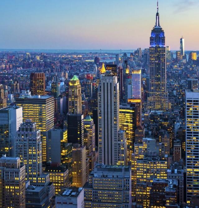 Nueva York en Estados Unidos y México