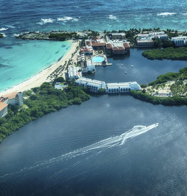 Cancún en Estados Unidos y México