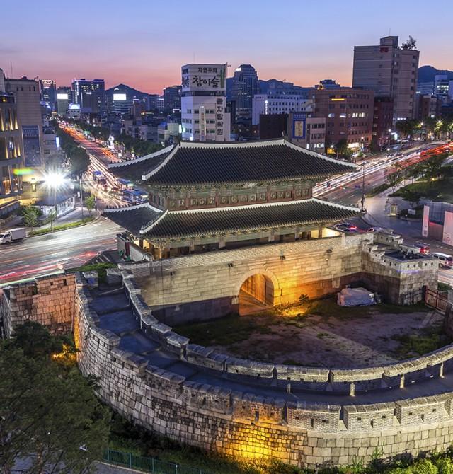 Andong - Seul - Ciudad de origen