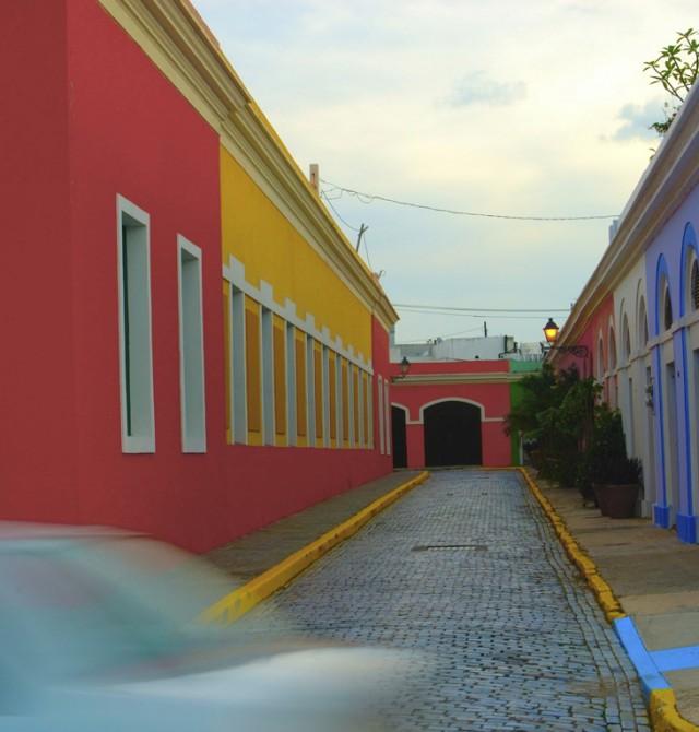 San Juan en Puerto Rico