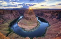 El Gran Cañón de Arizona en Estados Unidos