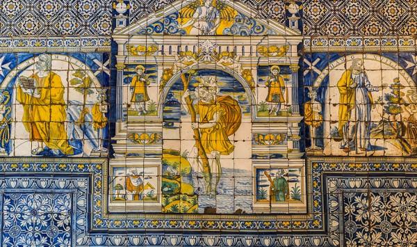 Detalle de la Basílica. Viaje a Toledo, Talavera de la Reina con PANGEA The Travel Store