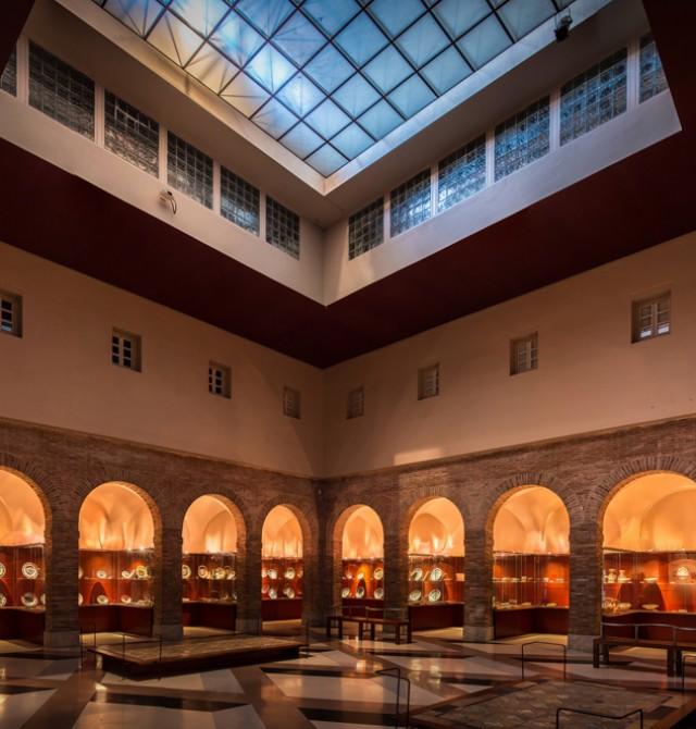 Centro Cultural San Rafael y Domus Romana