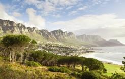 Camps Bay, barrio de Cape Town en Sudáfrica