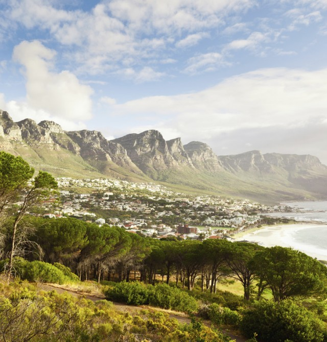 Camps Bay, barrio de Cape Town