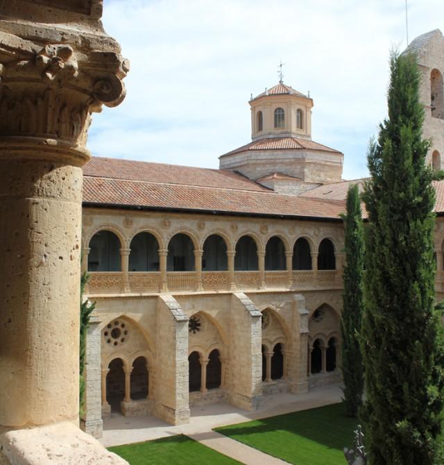 Castillo termal Monasterio de Valbuena