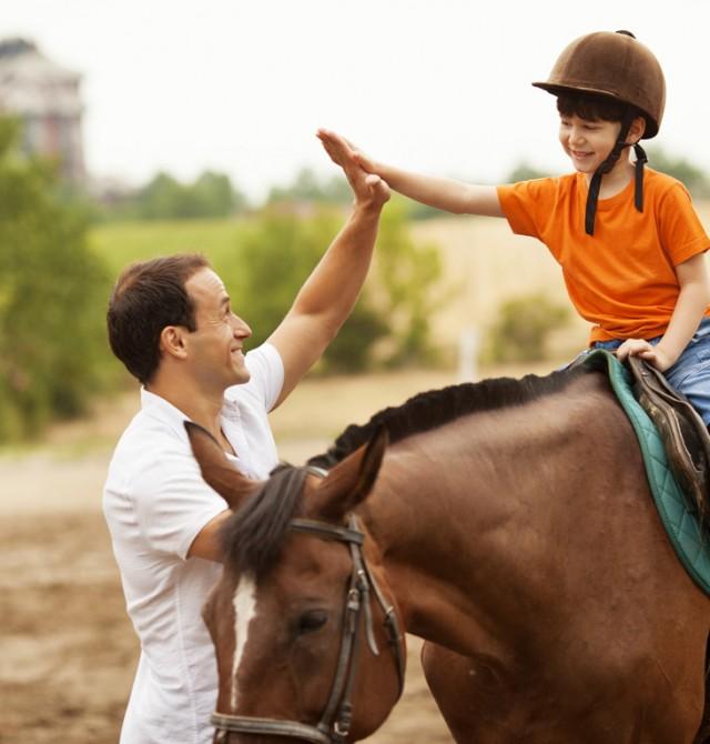 Iniciándote en la equitación