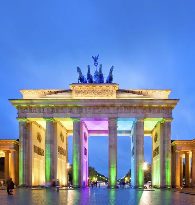 Por la puerta grande en Alemania