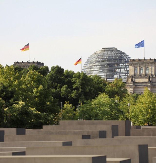 El laberinto de la historia en Alemania