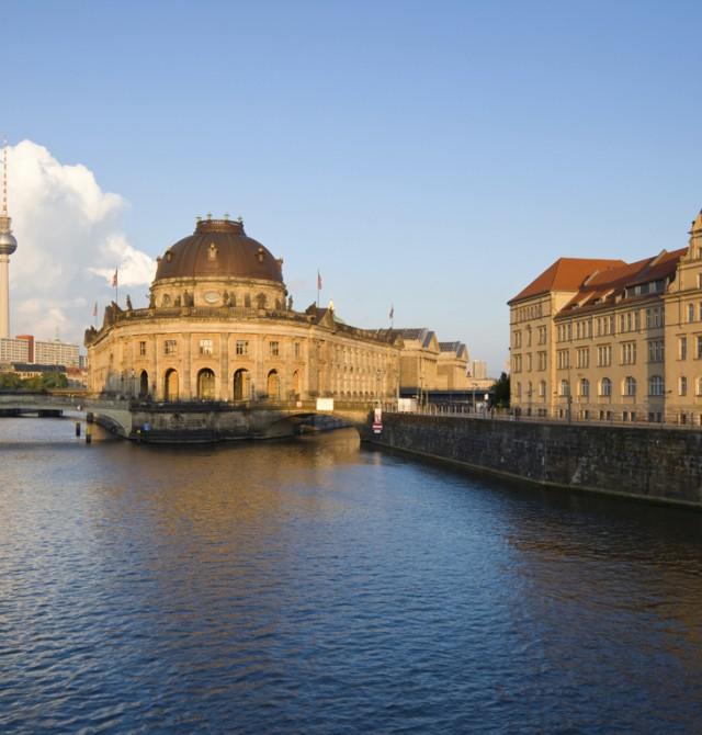 Isla de los Museos en Alemania