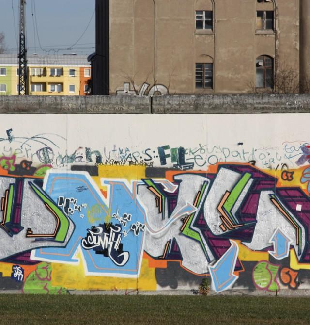 Acaba con los muros en Alemania