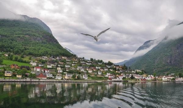 Aurlandsfjord. Viaje a Noruega con PANGEA The Travel Store