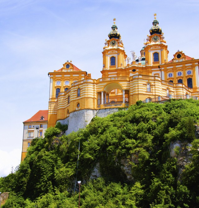 Danubio barroco