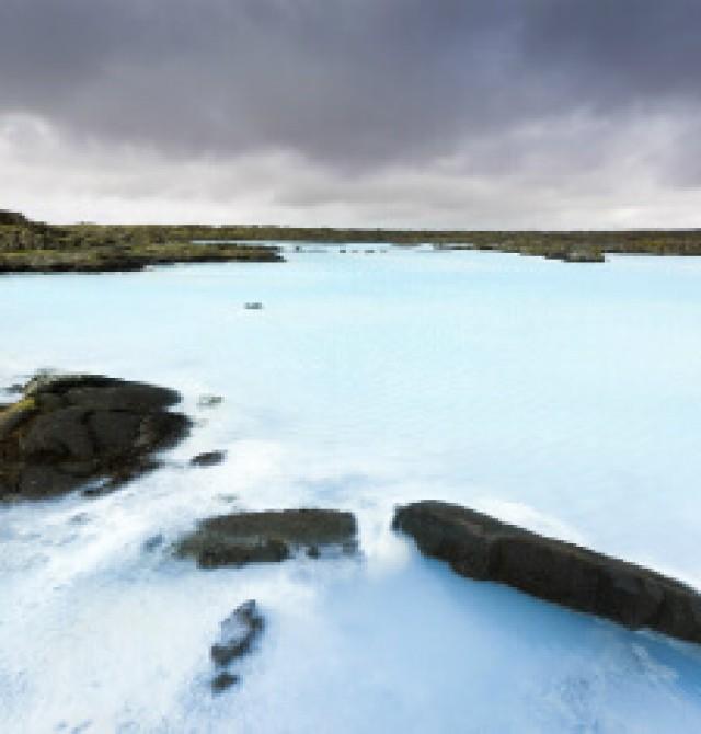 Hveragerdi - Laguna Azul - Reykjavik