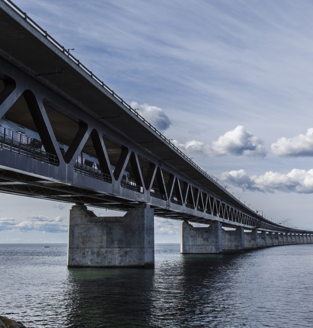Tren a Estocolmo