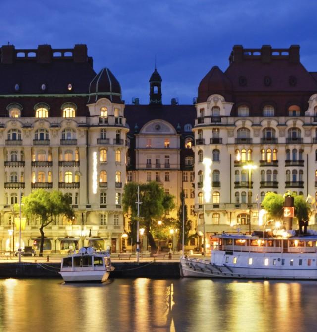 Majestuosa Estocolmo en Noruega, Dinamarca y Suecia